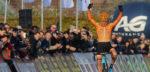Junior Pim Ronhaar bezorgt Nederland eerste goud op EK veldrijden