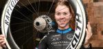 Thalita de Jong maakt eerste meters op de weg na rugoperatie