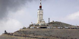 Nieuwe koers naar Mont Ventoux iets ingekort