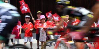 Zwitserse selectie mag voor het eerst deelnemen aan Tour de Suisse
