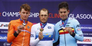 EK Wielrennen 2019 in Nederland