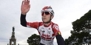 Jasper De Buyst spurt naar de overwinning in PostNord Danmark Rundt