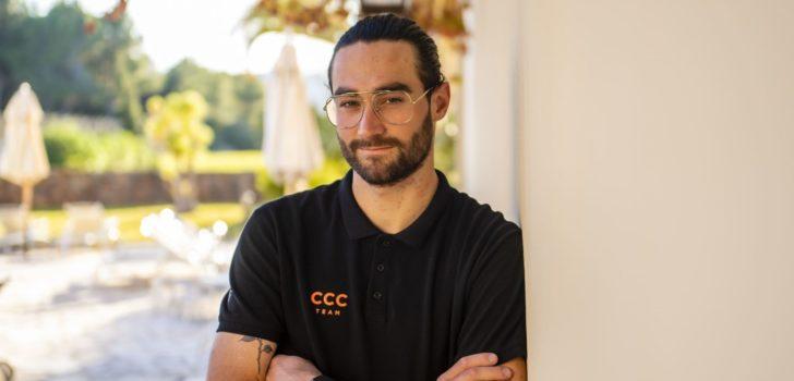 """Van Keirsbulck: """"Strikte opvolging bij CCC goed voor mij"""""""