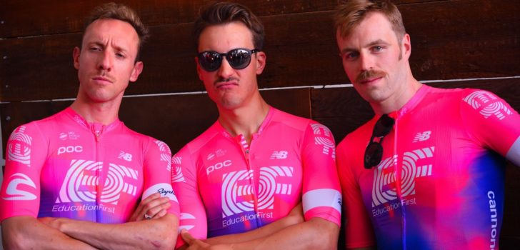 Wielerploegen 2019: EF Education First