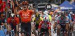 Patrick Bevin is topsprinters de baas in Tour Down Under