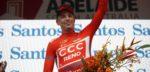Patrick Bevin trekt als kopman CCC naar Tour Down Under