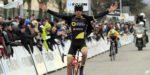 Lilian Calmejane start in Ronde van Vlaanderen