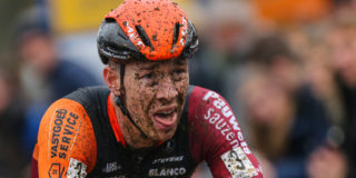 Zware val op training hinderde Laurens Sweeck in Hoogerheide