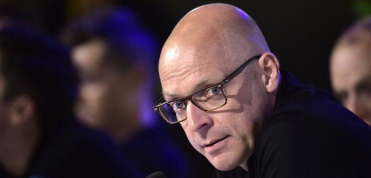 'Dave Brailsford was bij gesprekken Colombiaanse WorldTour-ploeg'