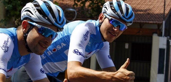 Oud-Astana-renner Minali naar Delko Marseille Provence