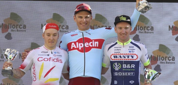 "Timothy Dupont na Trofeo Palma: ""Mooi seizoensdebuut"""