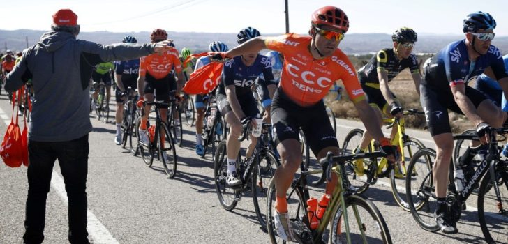 Volg hier de vierde etappe van de Ronde van Valencia 2019