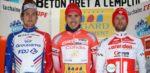 Jimmy Janssens staat te kijken van derde plaats Etoile de Bessèges