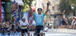 Luis Léon Sánchez geeft Alejandro Valverde het nakijken in Vuelta a Murcia