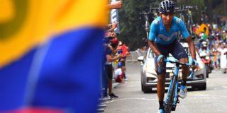 Ronde van Colombia finisht op 3266 meter hoogte