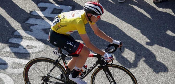 Tadej Pogacar jongste winnaar rittenkoers sinds 2005