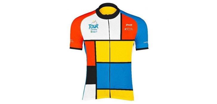 Tour de La Provence kiest voor Mondriaan-leiderstrui