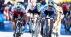 Europees kampioen Trentin sprint naar de zege in Valencia