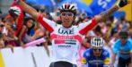 Juan Sébastian Molano wint felbetwiste etappe in Tour Colombia
