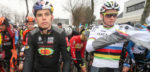 """Wout van Aert ontgoocheld: """"Sponsors bedank je niet met achtste plaats"""""""