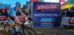 Merci Kevin! Pauwels wint zijn allerlaatste cross in Oostmalle