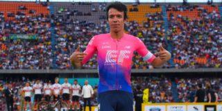 Herstelde Rigoberto Urán maakt rentree in Tour of California