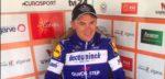 """Yves Lampaert 3de in tijdrit Algarve: """"Te vroeg om te vliegen"""""""