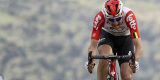 Lotto Soudal hoopt met Tim Wellens op nieuwe eindzege in BinckBank Tour