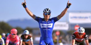 Philippe Gilbert sprint naar zege op Formule 1-circuit in Tour de La Provence