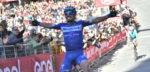 Julian Alaphilippe de beste in Strade Bianche, Wout van Aert derde