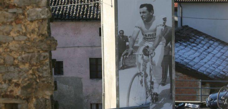 Fausto Coppi geëerd met naamswijziging geboortedorp