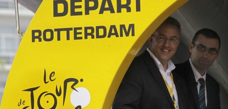 Rotterdam bereidt bid Tour de France voor na 'goed gesprek' met ASO