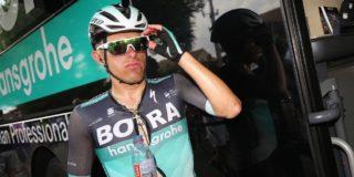 Rafal Majka mikt op podium in de Giro d'Italia