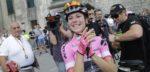 Zware finishes op Passo di Gavia en Malga Montasio in Giro Rosa 2019