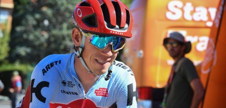 Zakarin droomt hardop van nieuwe topklassering in Giro d'Italia
