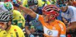 Bergkoning Vuelta a San Juan loopt tegen de lamp