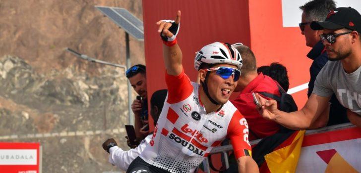 Lotto Soudal blikt vooruit op Ronde van Turkije