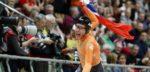 Twee nieuwe wereldtitels en zilver voor Nederland op derde dag WK Baan