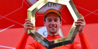 UAE Tour zonder ploegentijdrit, met aankomsten op Jebel Hafeet en Hatta Dam