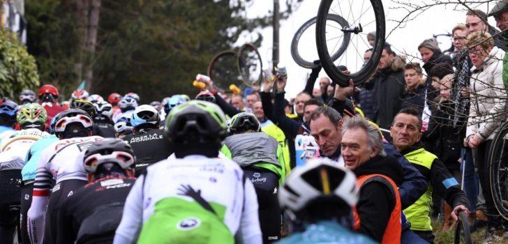 """Veel ziekmeldingen dit weekend: """"Een renner met koorts mag nooit fietsen"""""""