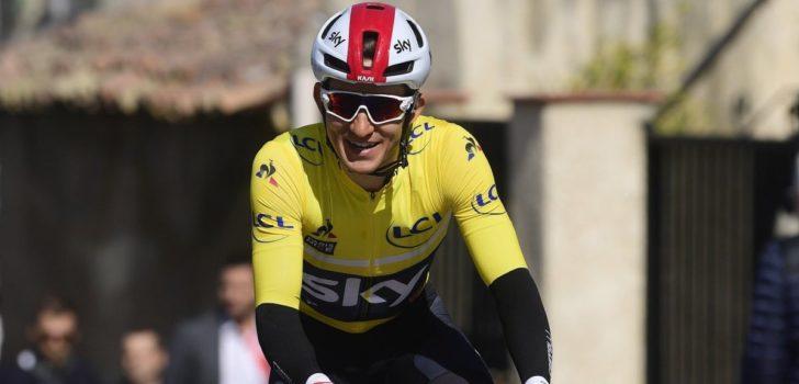Volg hier de zevende etappe van Parijs-Nice 2019