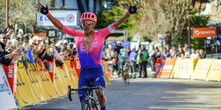 Klimtalent Martínez verlengt contract bij EF Education First