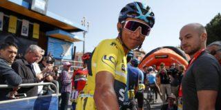 """Dolblije Egan Bernal: """"Ongelooflijk dat ik Parijs-Nice heb gewonnen"""""""