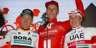 """Winnende Cees Bol: """"Over een rode loper naar de finish"""""""