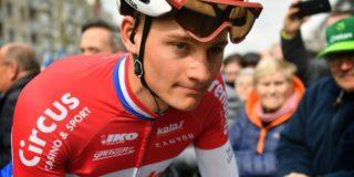 """Mathieu van der Poel: """"Ronde van Vlaanderen is de grootste uitdaging"""""""