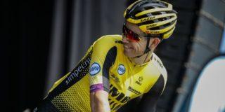 Wout van Aert keert terug in competitie in het Critérium du Dauphiné