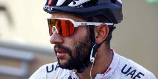 Zieke Gaviria moet passen voor Parijs-Roubaix