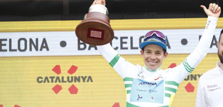 """Miguel Ángel López: """"Er is veel mogelijk in deze Vuelta"""""""