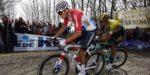"""Van der Poel na vierde plaats: """"Over die sprint kan ik blijven nadenken"""""""