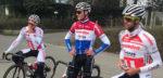 Mathieu van der Poel verkent Ronde van Vlaanderen daags na zware valpartij